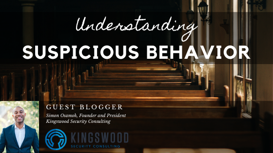 Understanding Suspicious Behavior