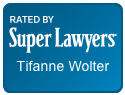Super Lawyers Tifanne Wolter